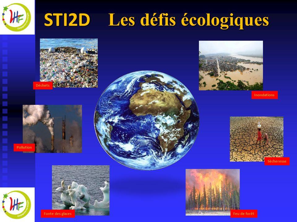 STI2D Les contenus Enseignements technologiques T erm STI2D1 ère STI2D Enseignement techno.