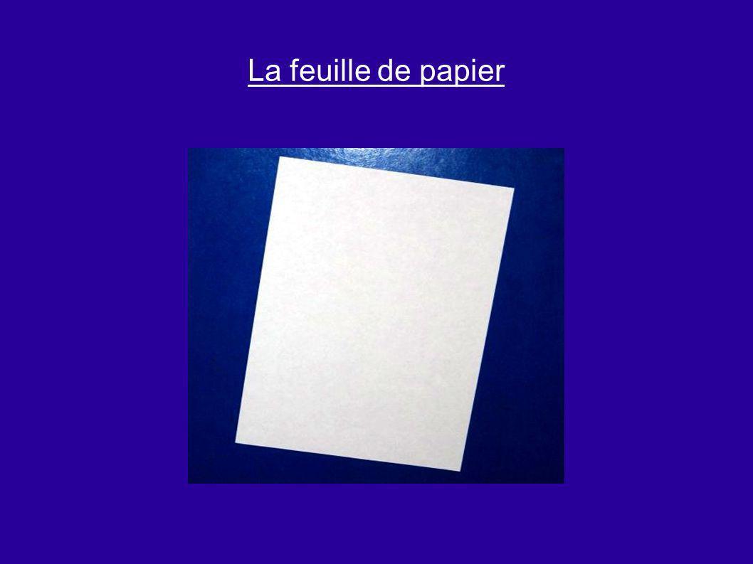Le papier est une matière fabriquée à partir de fibres cellulosiques végétales et animales.