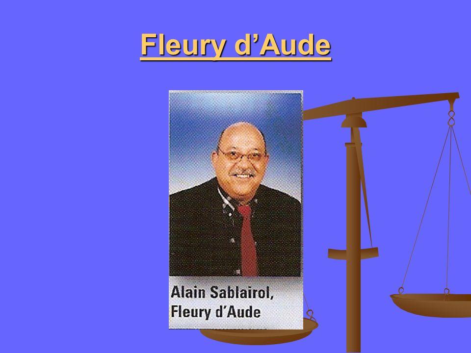 Fleury dAude Fleury dAude