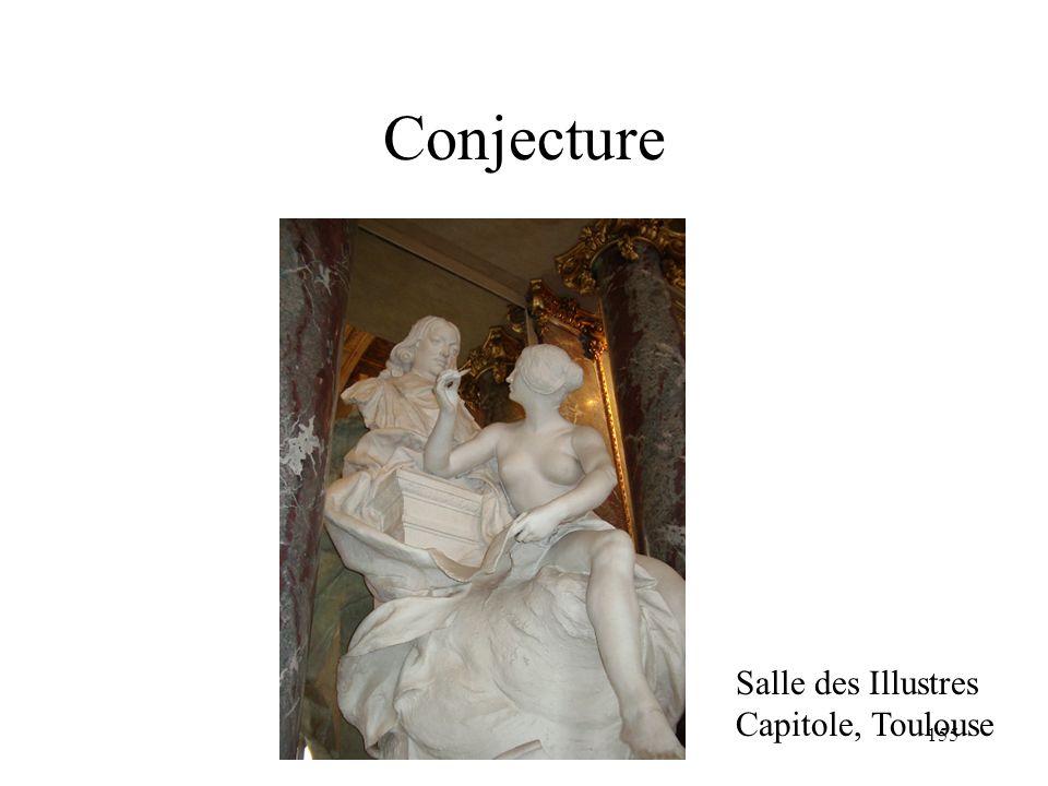 H. Habrias 2006155 Conjecture Salle des Illustres Capitole, Toulouse
