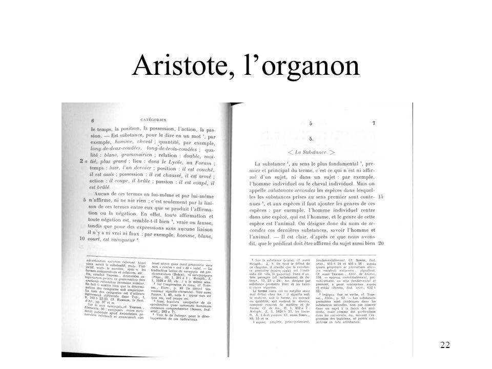 H. Habrias 200622 Aristote, lorganon