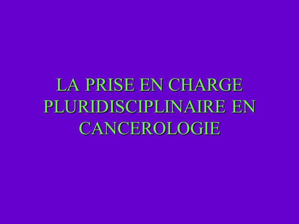 UPAC Unité Pluridisciplinaire dAccompagnement en Cancérologie