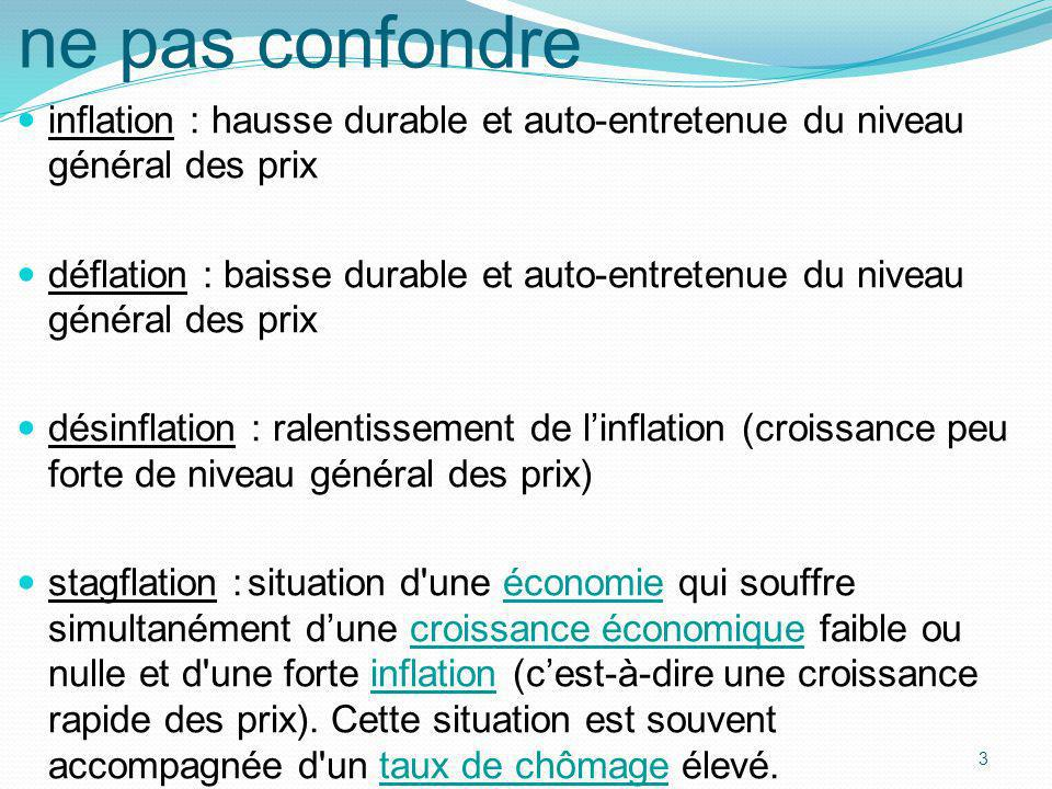 4 Causes de linflation 6