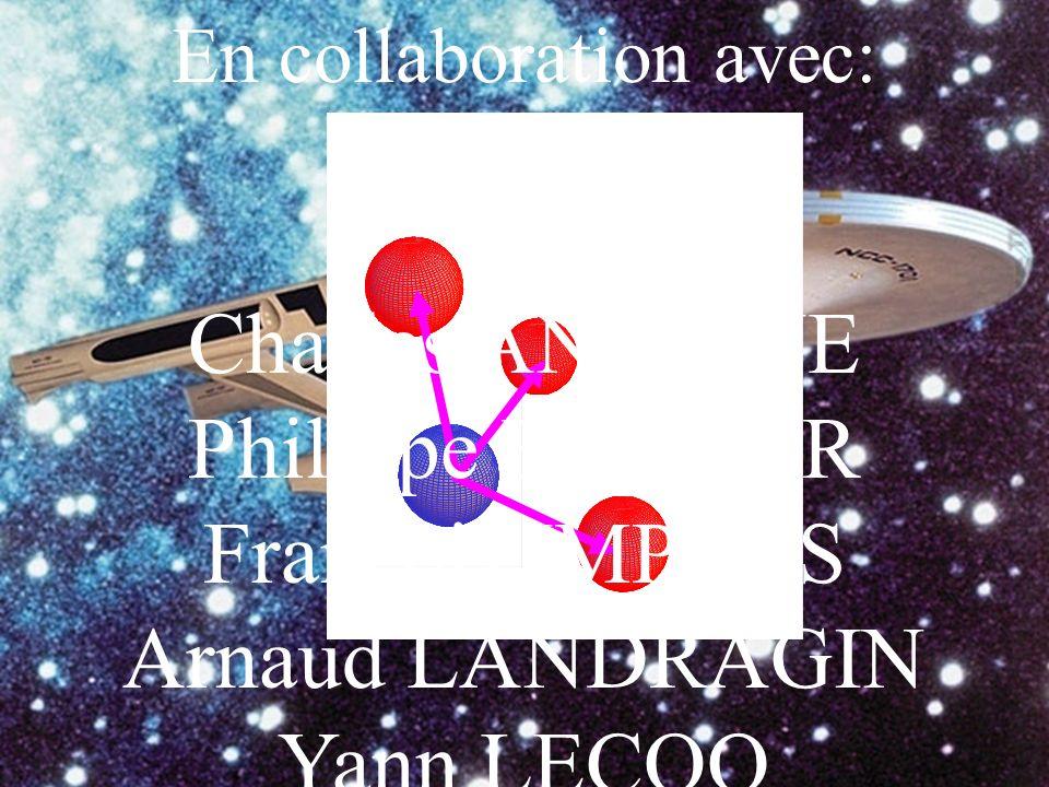 En collaboration avec: Charles ANTOINE Philippe BOUYER François IMPENS Arnaud LANDRAGIN Yann LECOQ Franck PEREIRA Peter WOLF