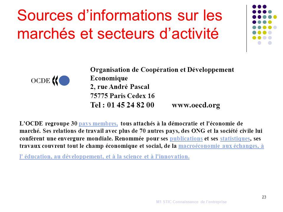 23 L'OCDE regroupe 30 pays membres, tous attachés à la démocratie et l'économie de marché. Ses relations de travail avec plus de 70 autres pays, des O