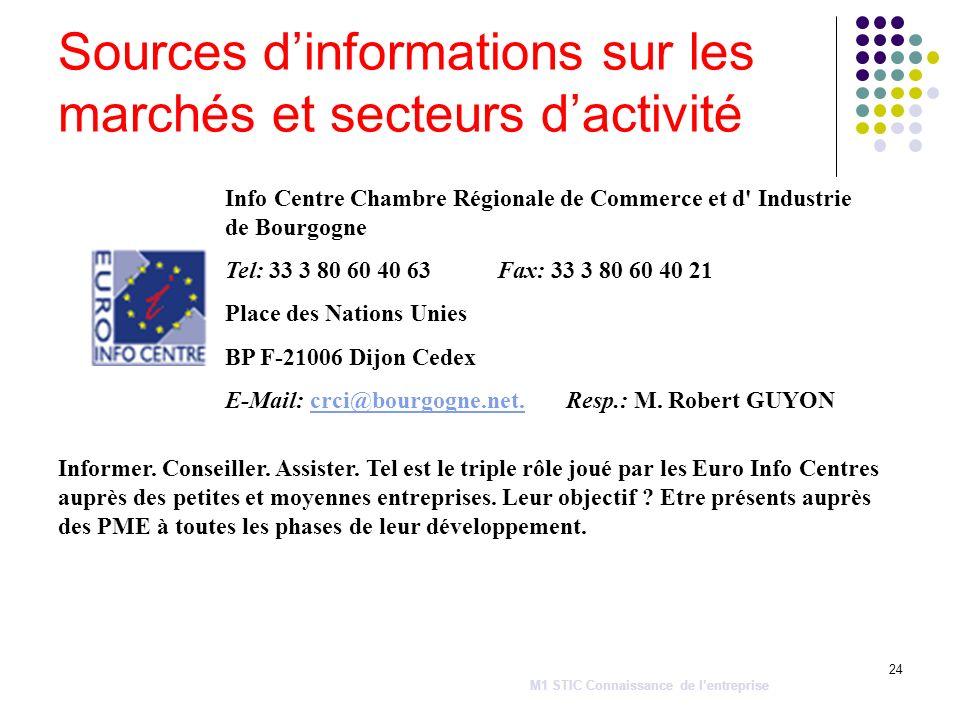 24 Informer. Conseiller. Assister. Tel est le triple rôle joué par les Euro Info Centres auprès des petites et moyennes entreprises. Leur objectif ? E