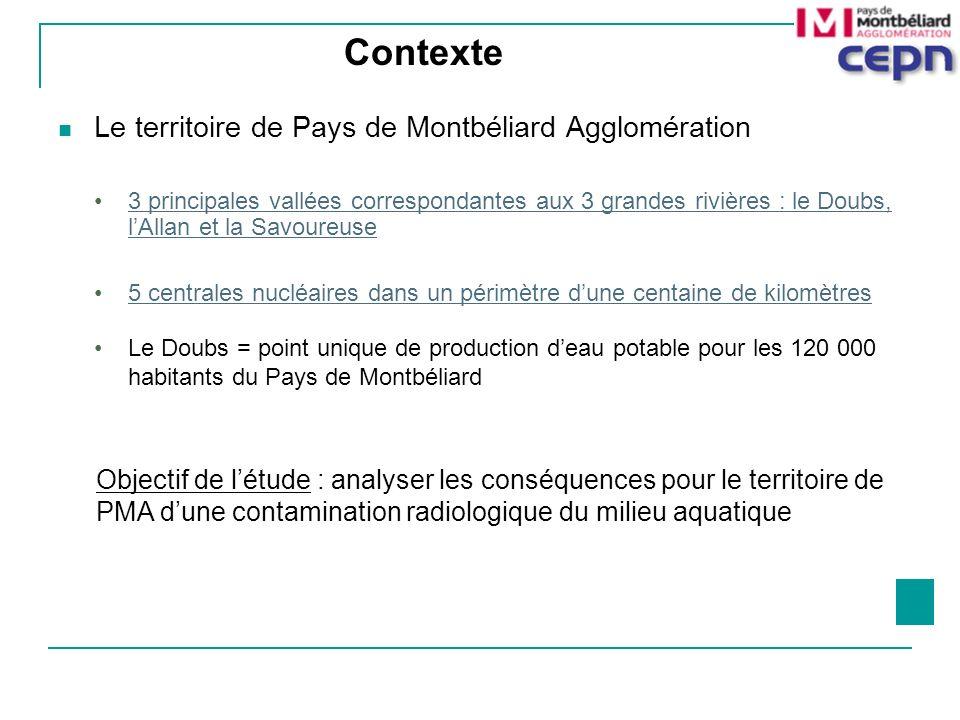 Exemple 1 - Identification du captage deau potable sur le Doubs VEOLIA EAU Le Doubs
