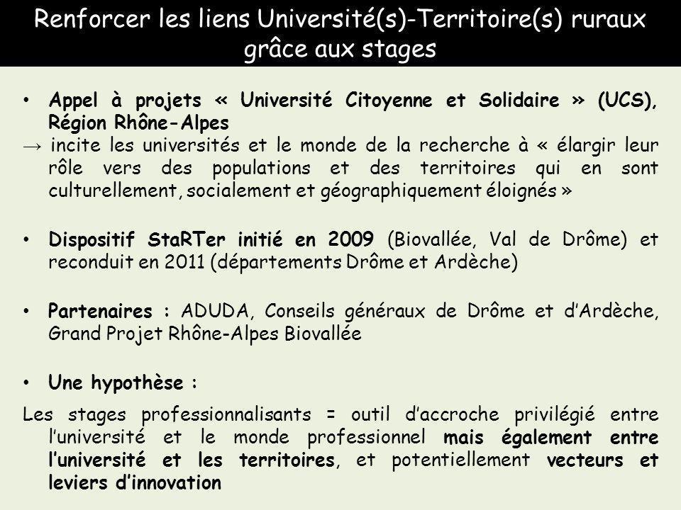 Appel à projets « Université Citoyenne et Solidaire » (UCS), Région Rhône-Alpes incite les universités et le monde de la recherche à « élargir leur rô