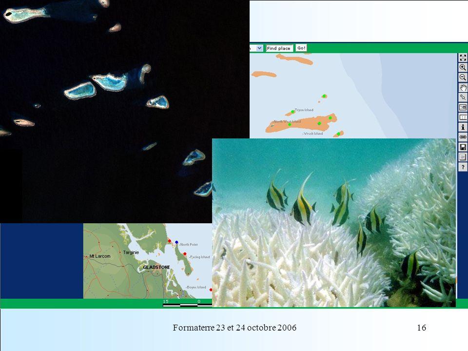 Formaterre 23 et 24 octobre 200616