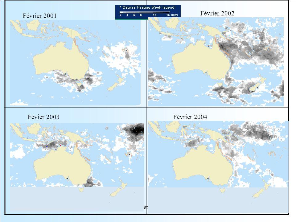 Formaterre 23 et 24 octobre 200620 Février 2001 Févier 2003Février 2004 Février 2002