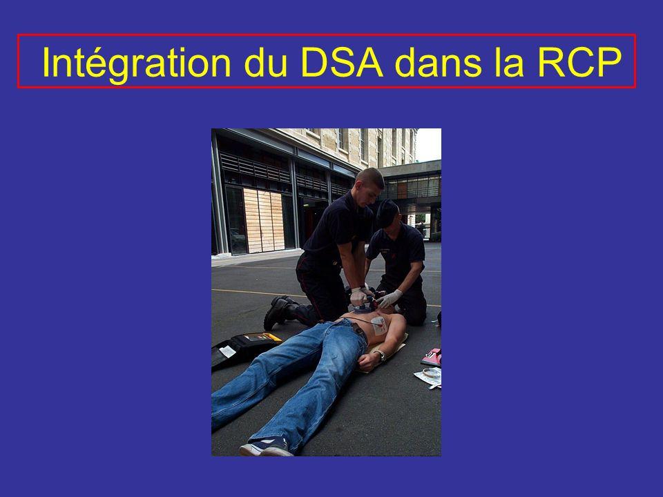 Intégration du DSA dans la RCP