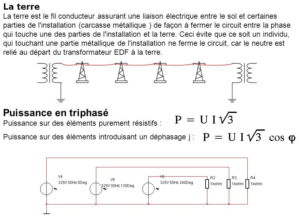 Si le moteur tourne en synchronisme avec le champ tournant, la vitesse relative entre le rotor et le champ tournant est NULLE.