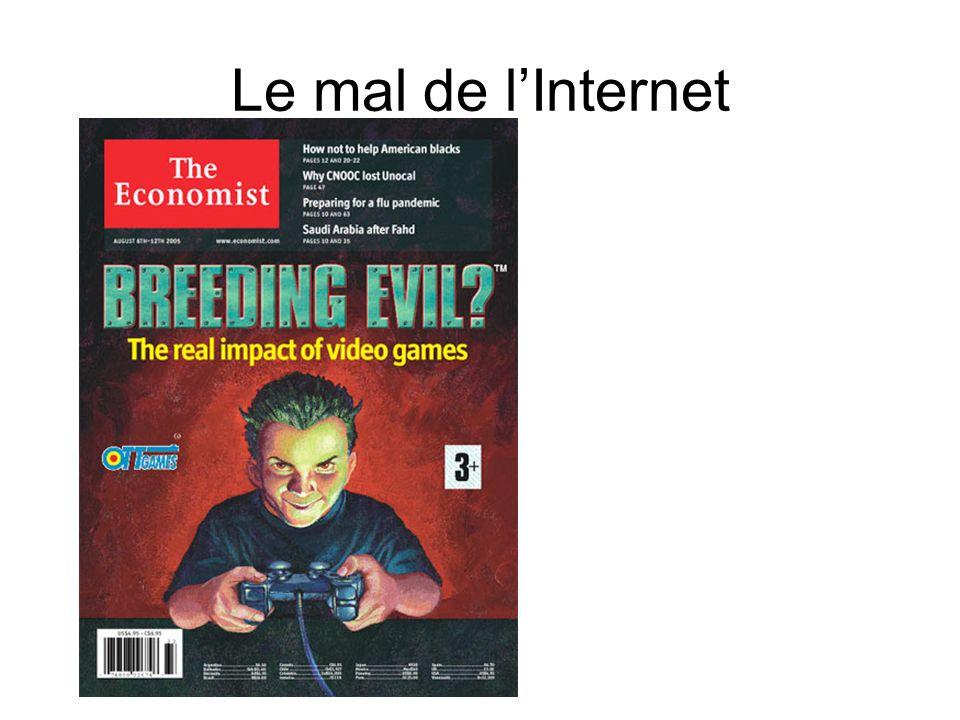 Le mal de lInternet