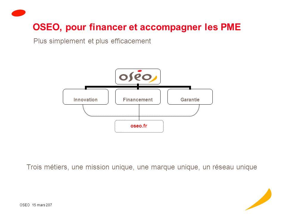 15 mars 2007 Pôles de compétitivité Pierre JOUBERT, Directeur Régional Adjoint PACA