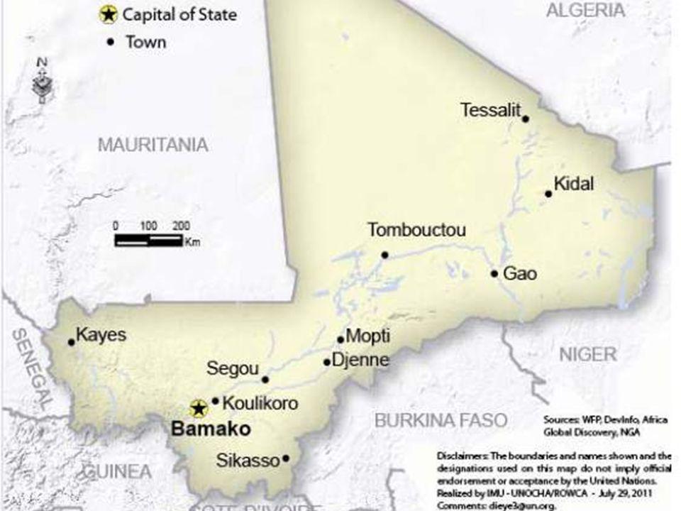 La situation au Mali