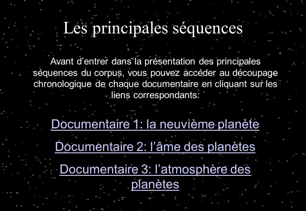 Chapitre 1 Les principales séquences audiovisuelles du corpus