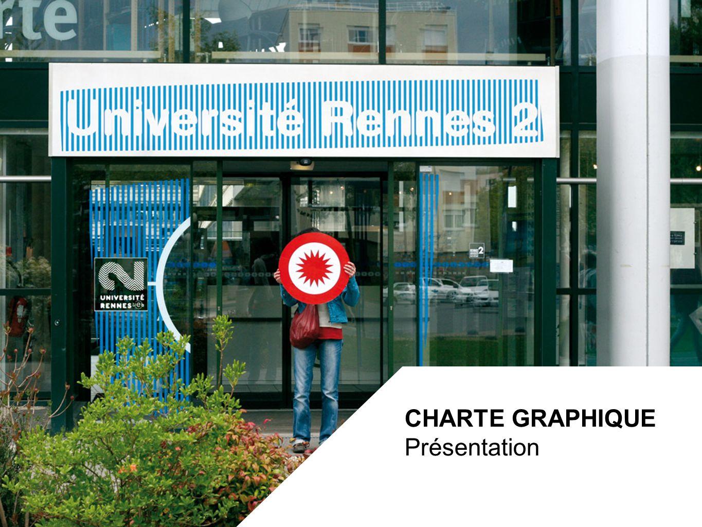 Le logo Développement du concept de trames, mis en place sur la signalétique du campus dans un souci de cohérence et dharmonie graphique avec lexistant.