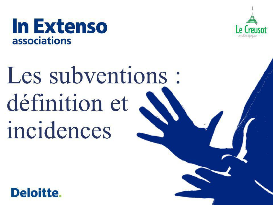 8 Comment présenter un dossier de demande de subvention .