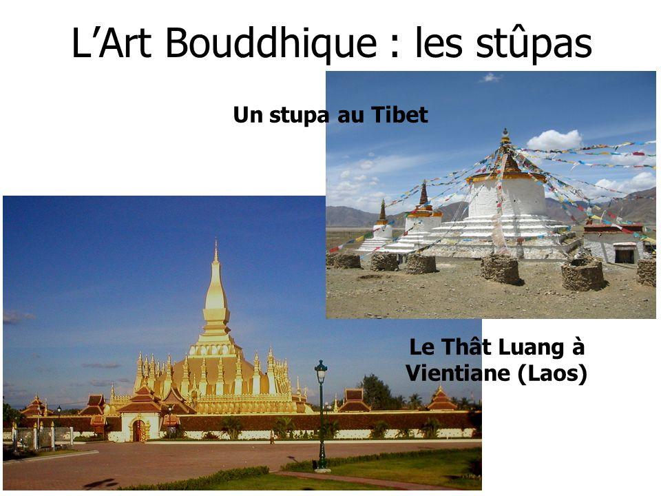LArt Bouddhique : les pagodes Pagode en Chine Les pagodes sont la forme quont pris les stûpas en Chine.
