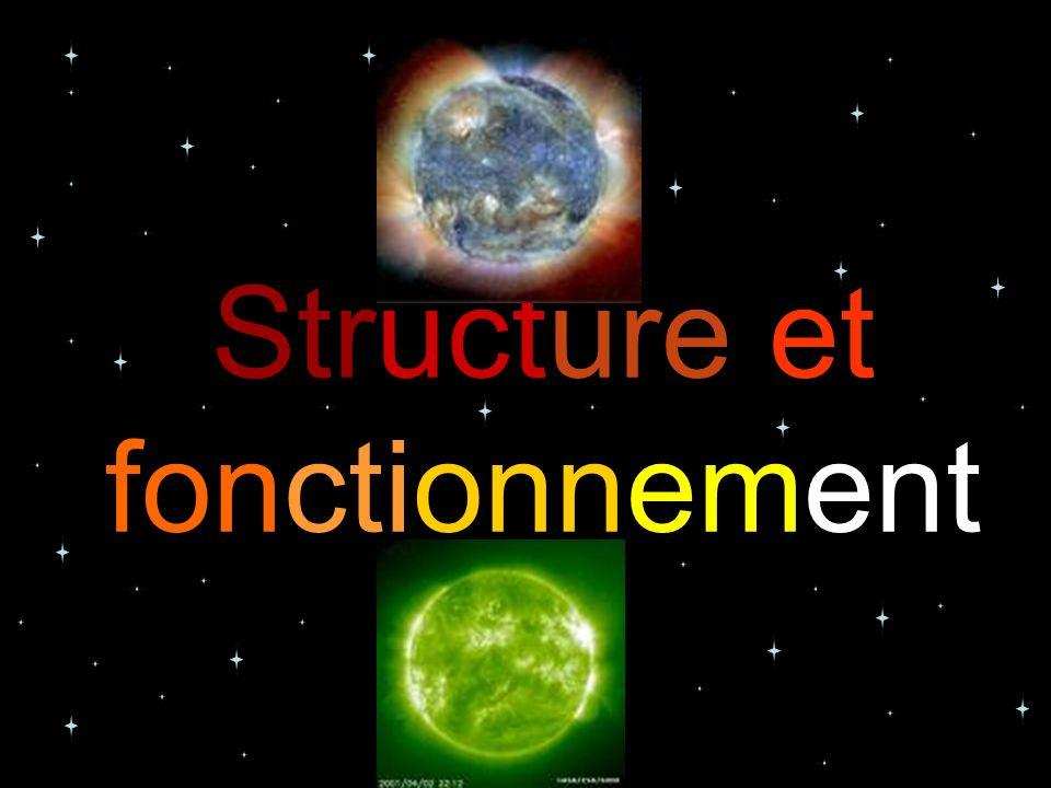 Structure et fonctionnement