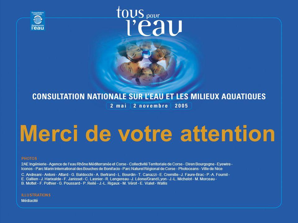PHOTOS 2AE Ingénierie - Agence de leau Rhône Méditerranée et Corse - Collectivité Territoriale de Corse - Diren Bourgogne - Eyewire - Iconos - Parc Ma