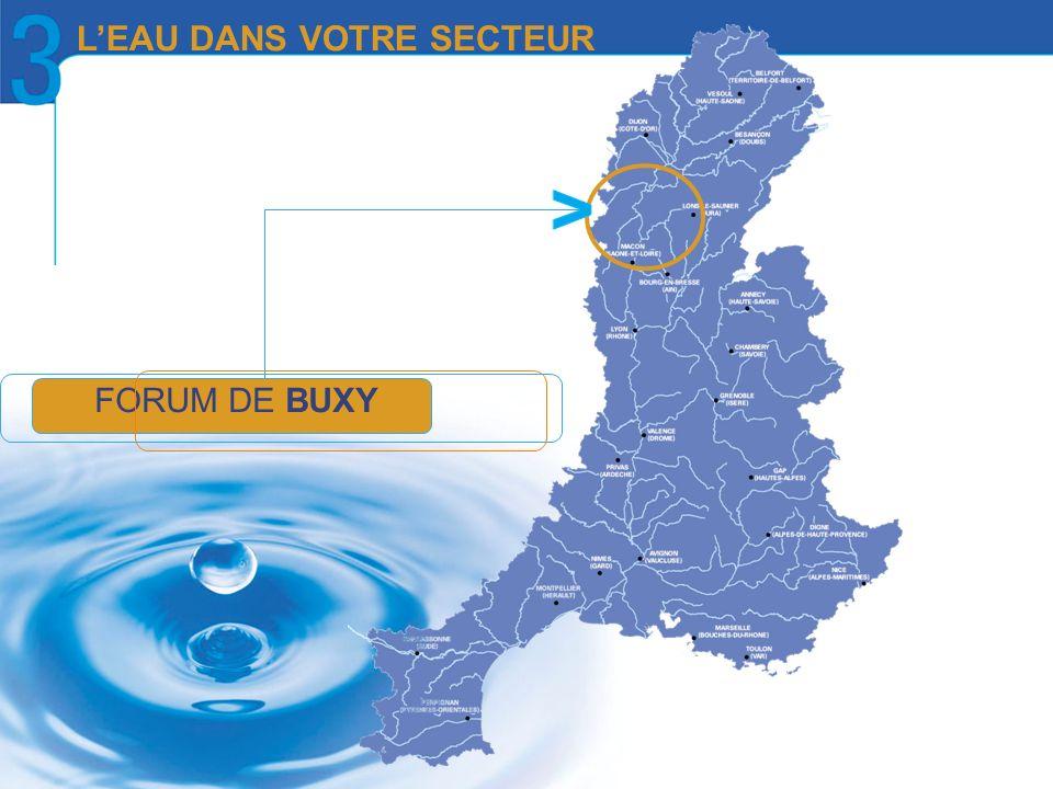 LEAU DANS VOTRE SECTEUR FORUM DE BUXY