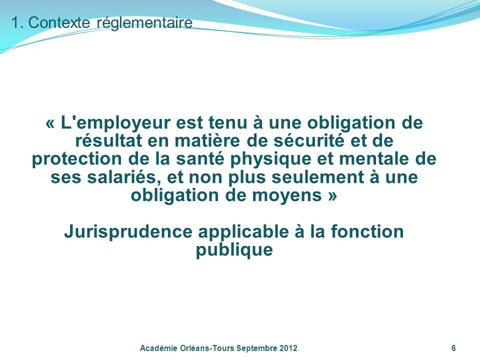 6 « L'employeur est tenu à une obligation de résultat en matière de sécurité et de protection de la santé physique et mentale de ses salariés, et non
