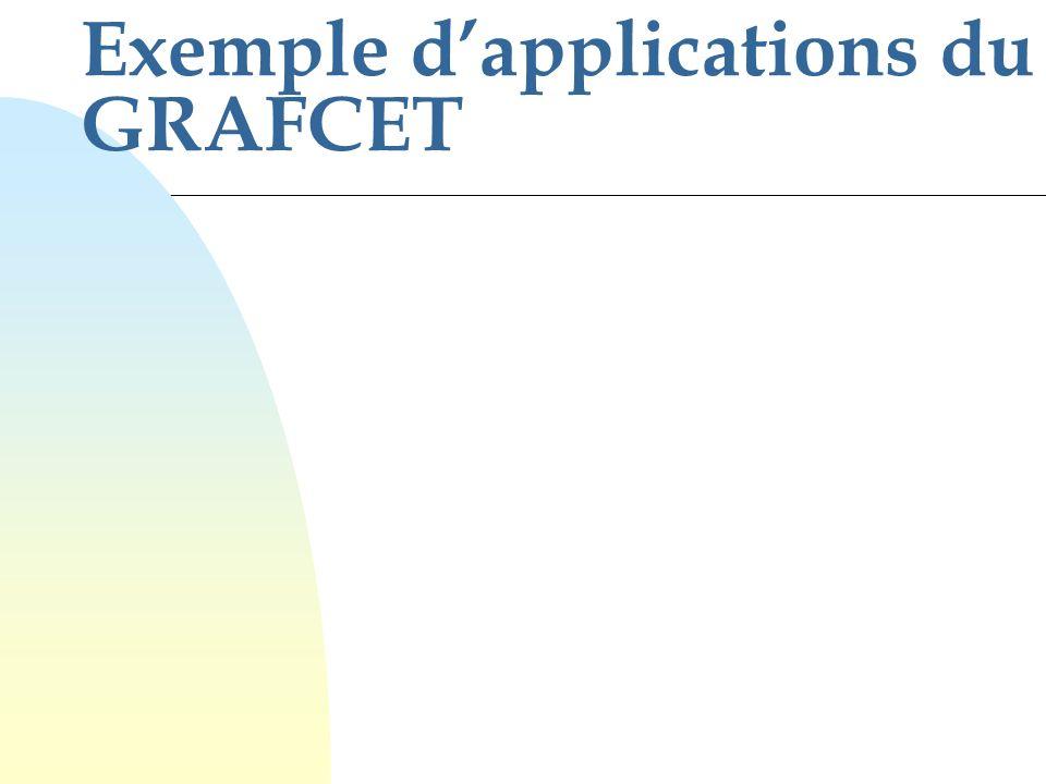 20 Solution très simple Programmation des transitions séparément =0 =1... =0 =1 1ère scrutation : X2 = 1 X3 = 0 2ème scrutation : (R2 = 1 Y002=1) X2 =