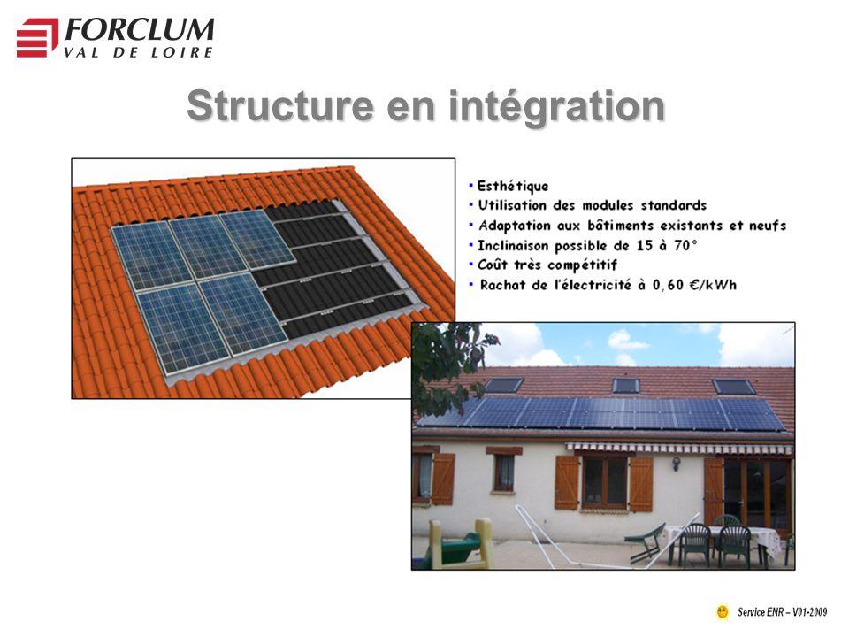 Structure en intégration