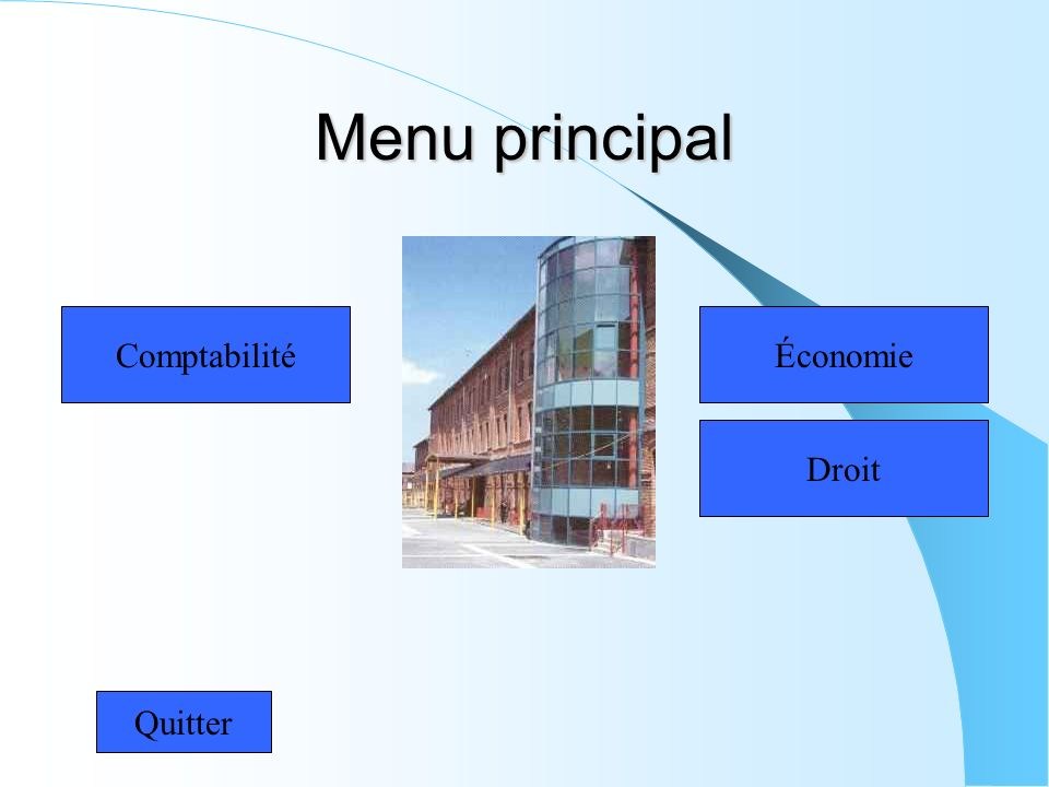 Question 10 : Comment est organisé les comptes de classes 6 et 2 .