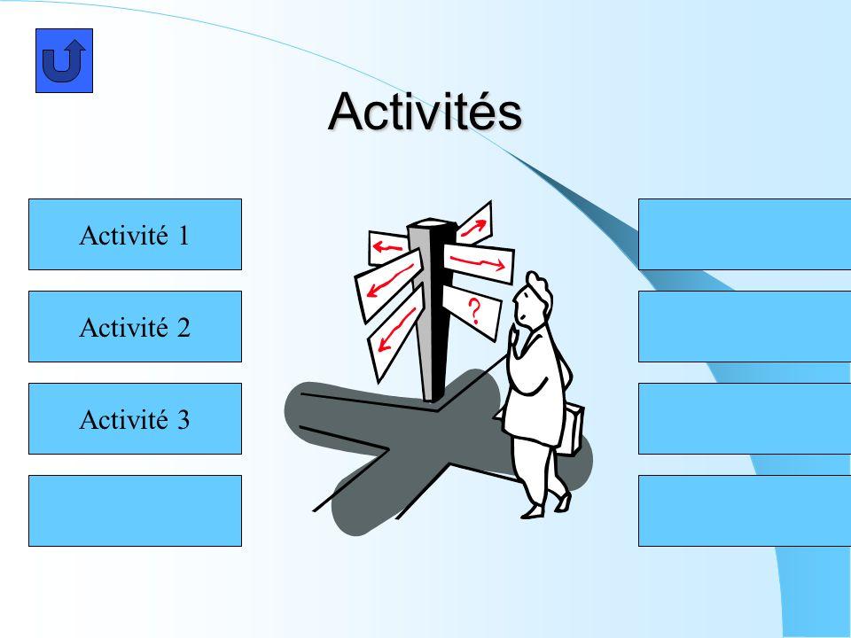 Activité 1 les obligations comptables