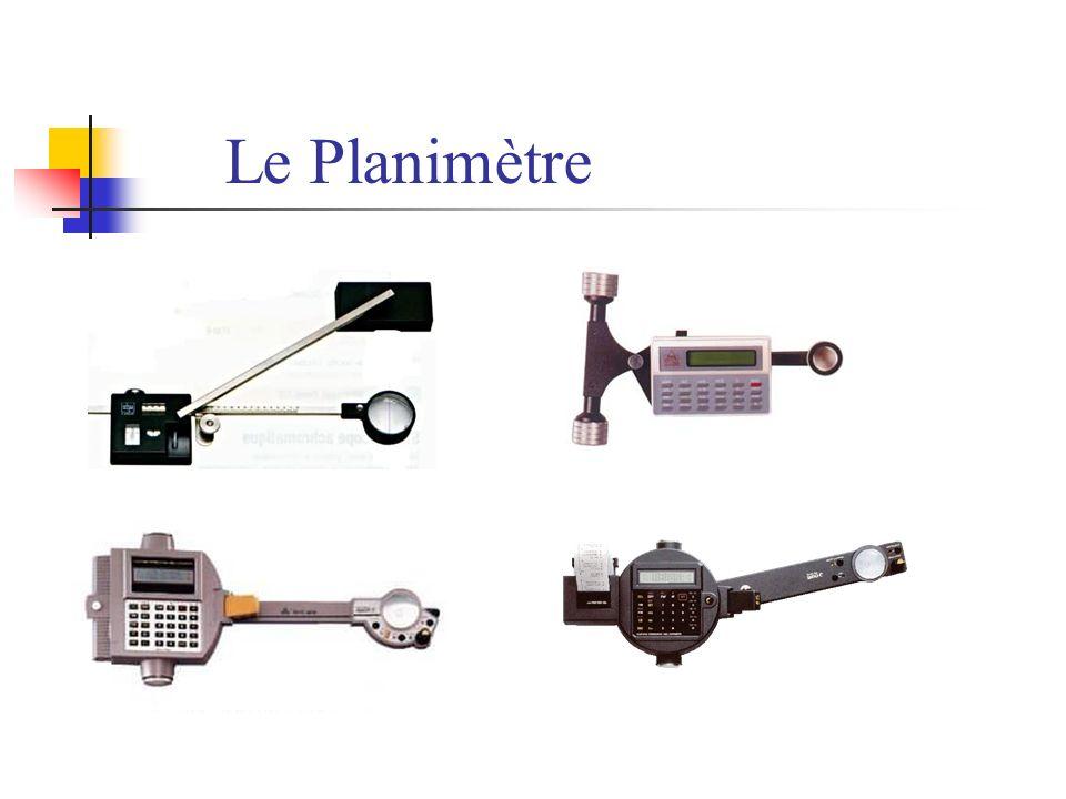 Le Planimètre