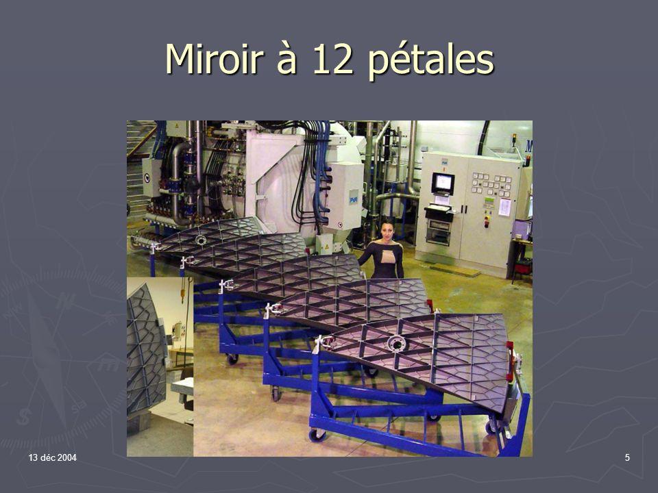 13 déc 200426 Le réseau 32 x 8 cm 32 x 8 cm Moteur cryogénique à torsion Moteur cryogénique à torsion Gravé au diamant Gravé au diamant