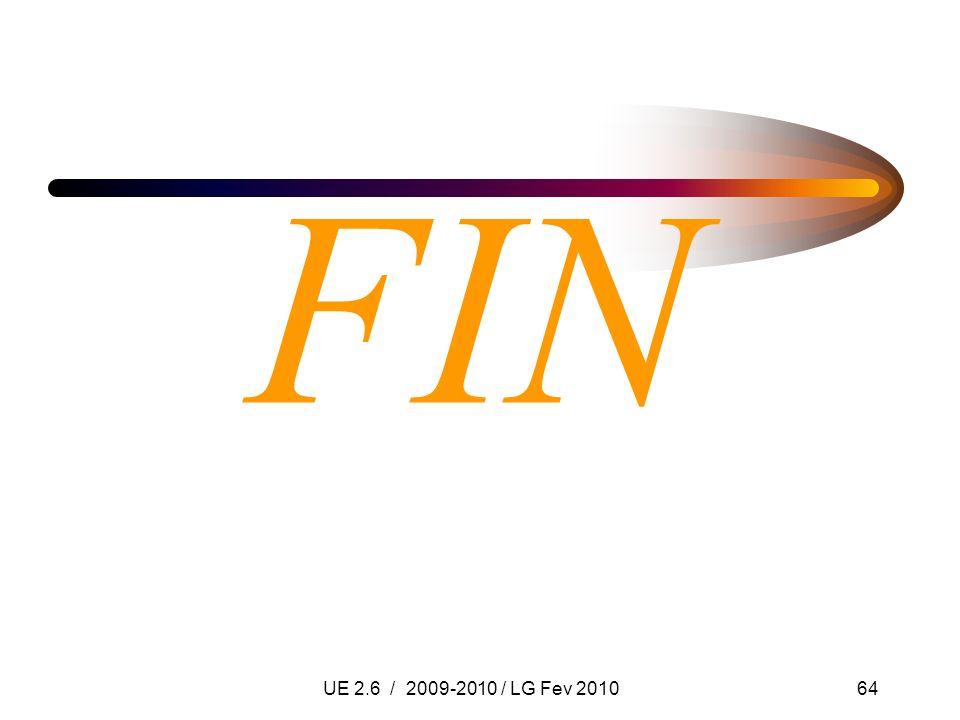 UE 2.6 / 2009-2010 / LG Fev 201064 FIN