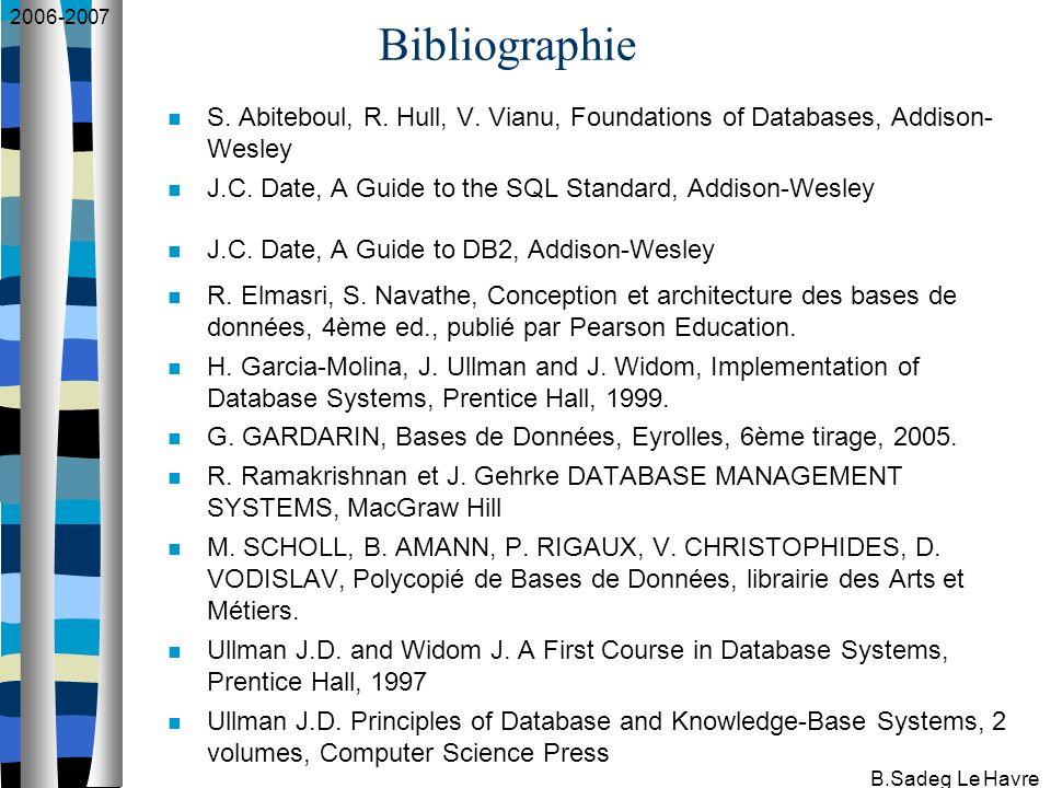 SQL : LES VUES