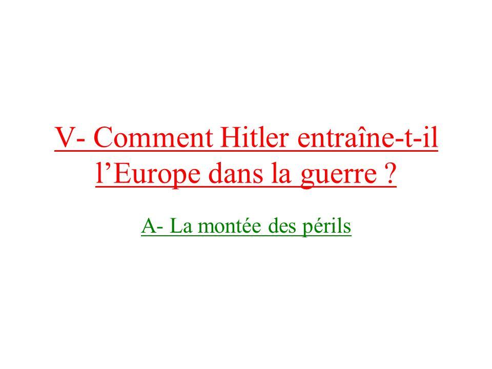 Doc. 5-6 p 67 Doc 2 p 68 Question 3 p 69 Le régime nazi met en place une politique antisémite Lois de Nuremberg : 1935 Boycott Pogroms : nuit de crist