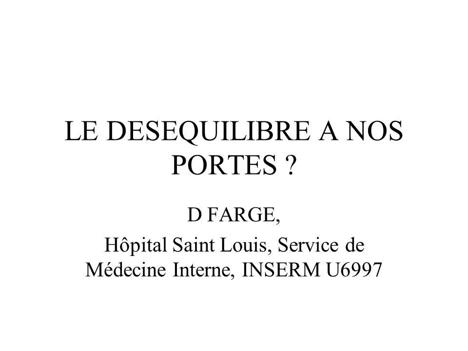 LHOPITAL PUBLIC : LE RETOUR A LHOTEL DIEU ? D Farge, D Jourdain Meninger, Hermes 2004