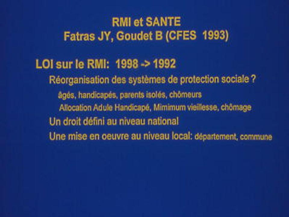 Logiques de recours aux soins : une typologie provisoire Sources : Enquête Précalog, CREDES, 1999-2000