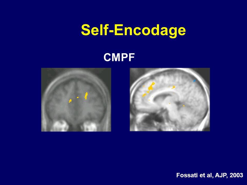 Self- Encodage