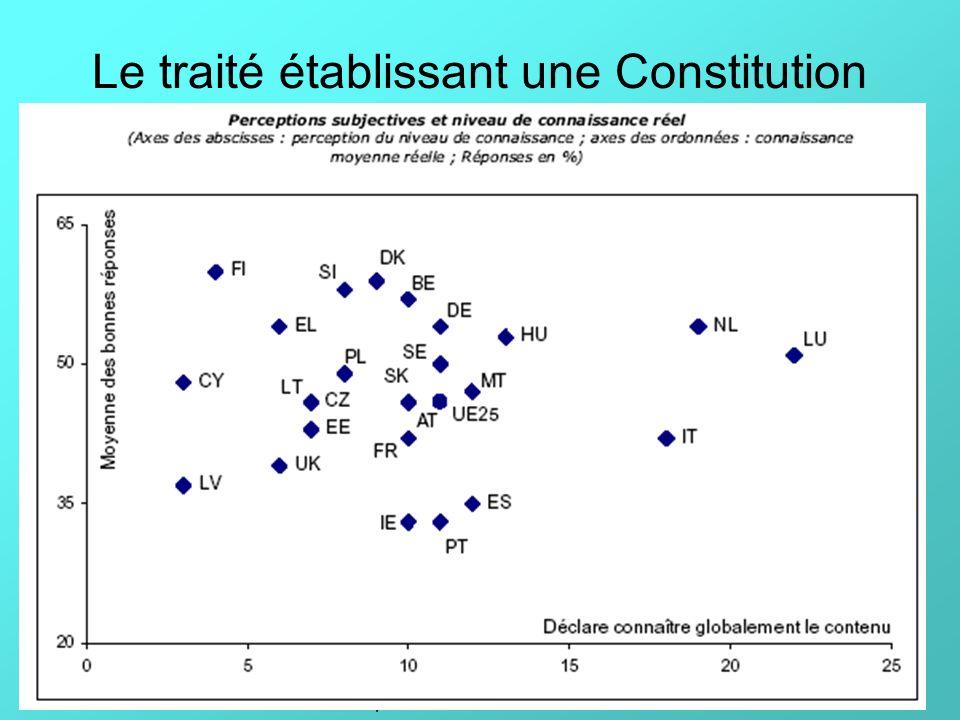 M. ERTL 5/2005Le problème de la souveraineté Le traité établissant une Constitution
