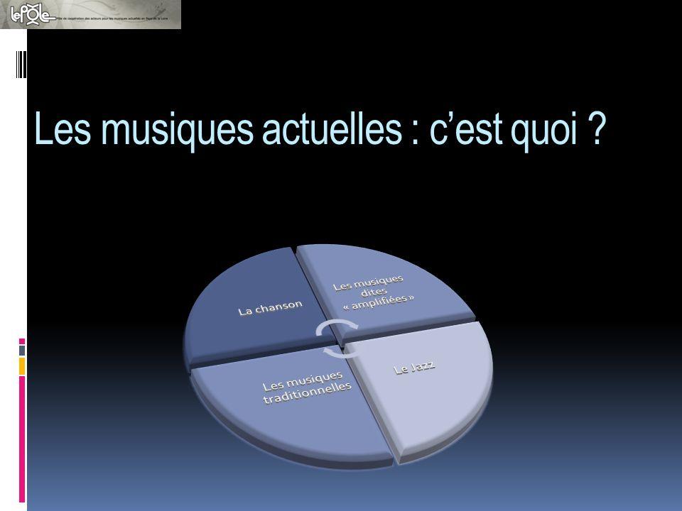 Les musiques actuelles en Pays de la Loire: cest quoi.