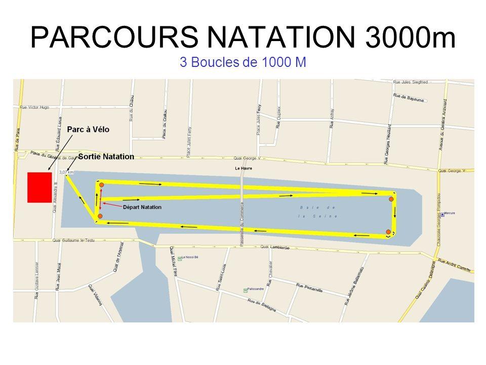 PARCOURS VELO 80km ALLER RETOUR