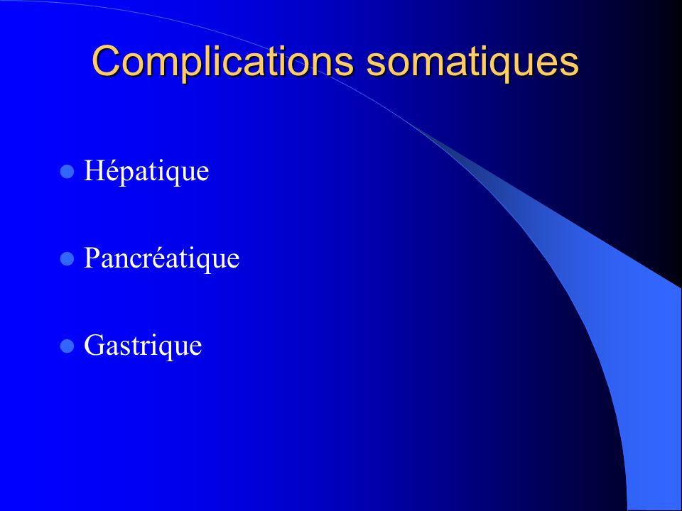 Les lésions hépatiques Souvent associer à une infection au VHC ou VHB Hépatomégalie Hépatite aïgue Hépatite chronique Cirrhose