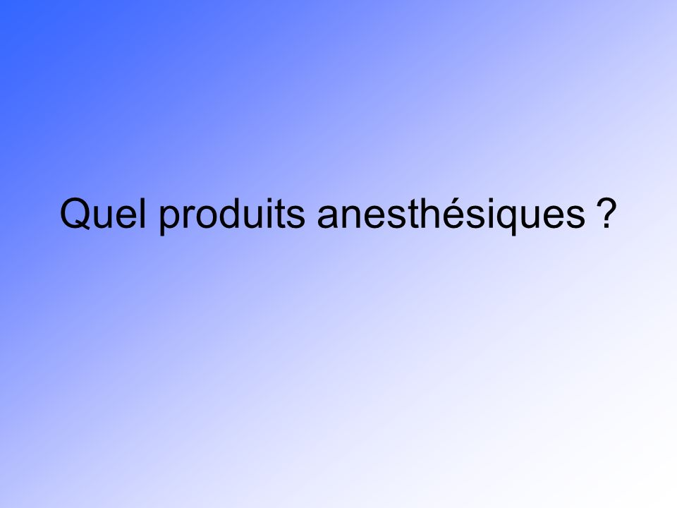 Propofol > thiopental Pizov R. Anesthesiology 1995, 82:1111-1116