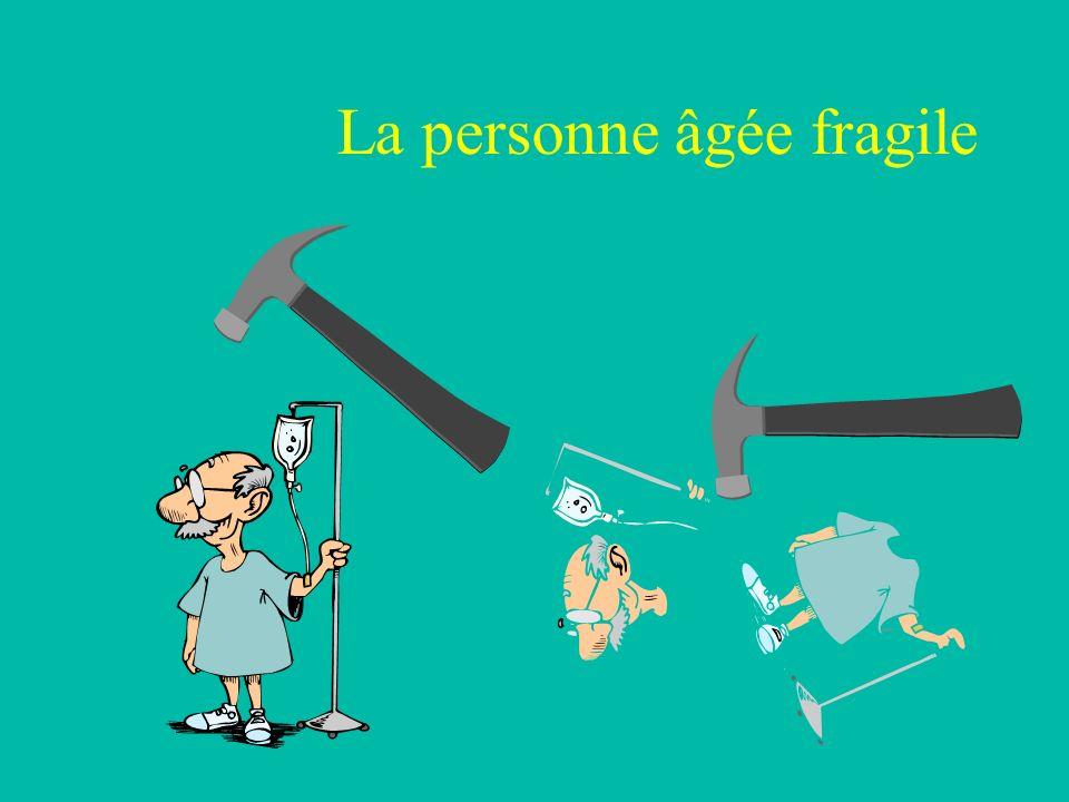 Différence fragilité/incapacité