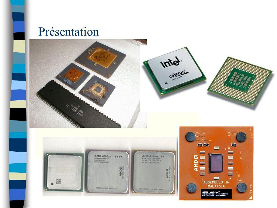 Exemple: le Z80