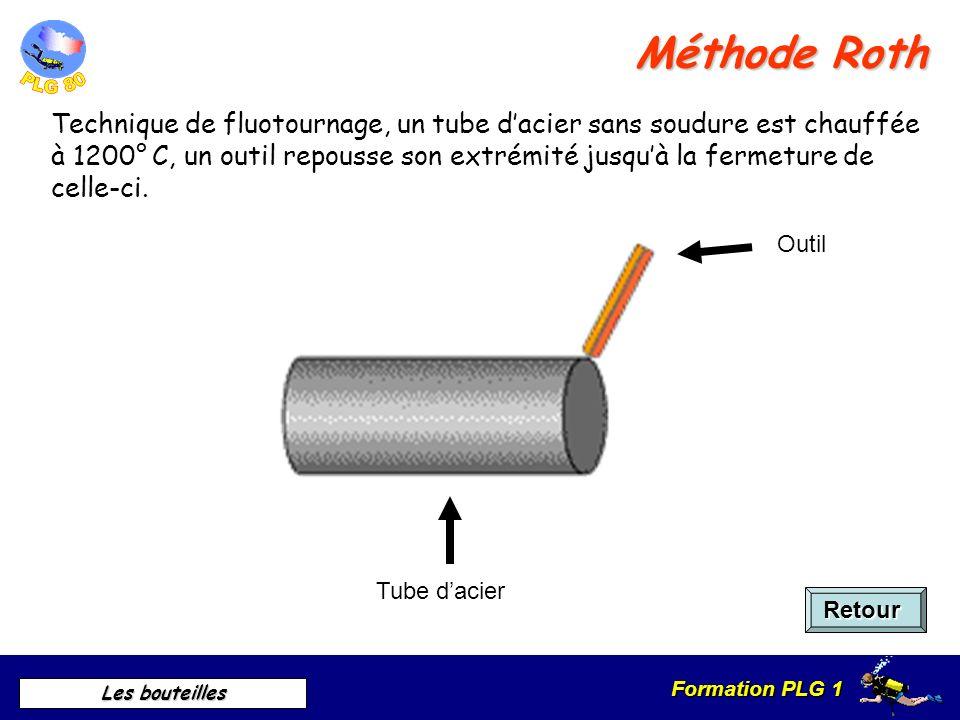 Formation PLG 1 Les bouteilles fin Cliquez pour mettre fin au diaporama Cliquez pour mettre fin au diaporama