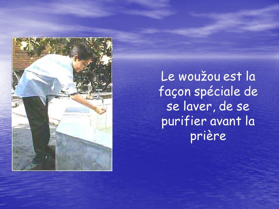 Le woužou ne saccomplit pas seulement pour la salàt (prière canonique)