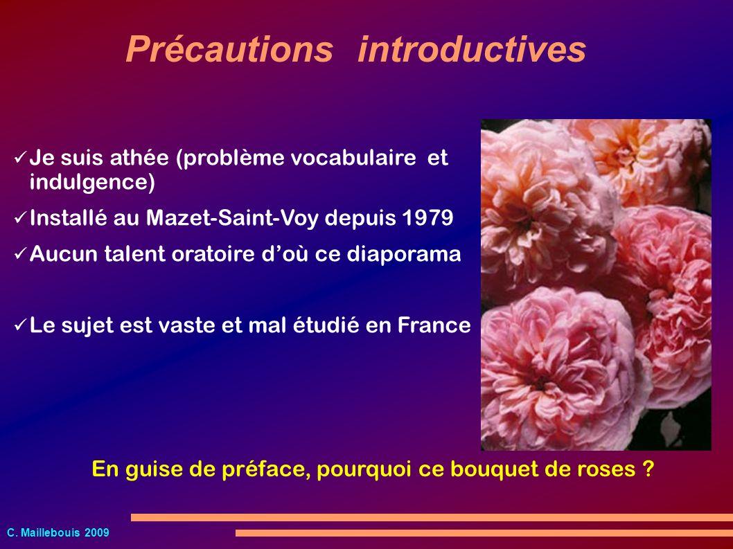 C.Maillebouis 2009 Filiation R.T.H.