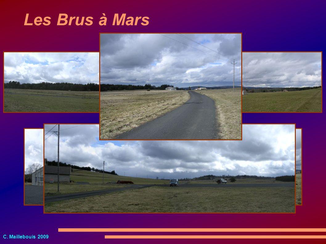 C. Maillebouis 2009 Les Brus à Mars